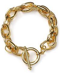 T Tahari - Chain Bracelet - Lyst