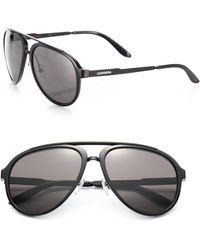 Carrera 58Mm Aviator Sunglasses - Lyst