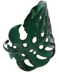 Maje - Navaja Leaf Cuff - Lyst