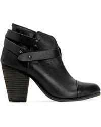 Rag & Bone Harrow Boot In Black - Lyst