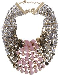 Dior Necklace - Lyst