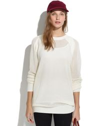 Madewell Won Hundredreg Cass Sweater - Lyst