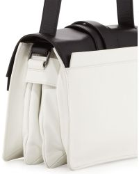 Halston Heritage Colorblock Shoulder Bag - Lyst