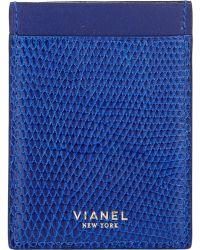 Vianel - Lizard V1 Card Holder - Lyst