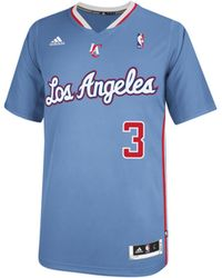 Adidas Mens Los Angeles Clippers Chris Paul Revolution 30 Swingman Pride Jersey - Lyst