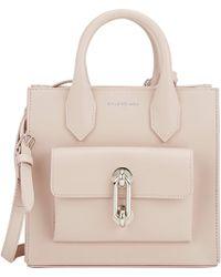 Balenciaga Maillon Mini All pink - Lyst