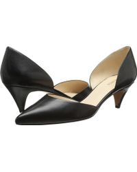 Nine West Black Chaching - Lyst
