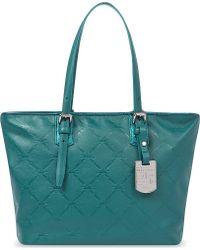 Longchamp Lm Cuir Shoulder Bag in Menthe Menthe - Lyst