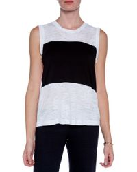 Nation Sahara Muscle Tank - Lyst