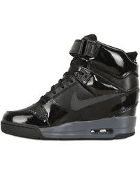 Nike - Air Revolution Sky High Top Trainers - Lyst