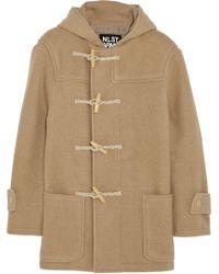 NLST - Wool-Blend Duffle Coat - Lyst
