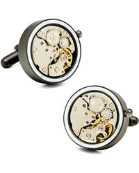 Ravi Ratan - Watch Movement Cuff Links - Lyst