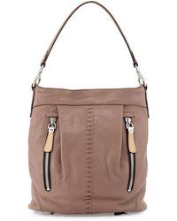 orYANY - Marlene Leather Shoulder Bag - Lyst