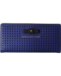 Marc By Marc Jacobs Luna Tomoko Wallet - Lyst