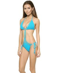 Lisa Maree - Teen Lovers One Piece Swimsuit - White - Lyst