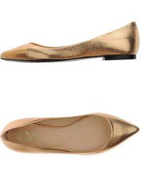 O Jour - Ballet Flats - Lyst