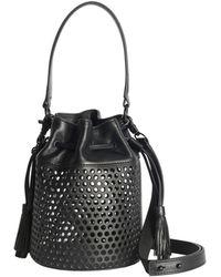 Rebecca Taylor - Loefller Randall Mini Industry Bucket Bag - Lyst