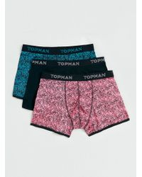 LAC - Bk Crazy 90's Underwear 3 Pack - Lyst