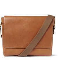 Mulberry - Maxwell Leather Messenger Bag - Lyst