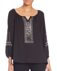 Nanette Lepore | Ladies Night Top | Lyst
