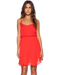 Myne Rose Dress - Lyst