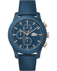 Lacoste - 42010827 Mens Strap Watch - Lyst