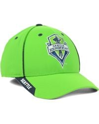 Adidas Seattle Sounders Fc Mls Mid Fielder Cap - Lyst