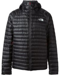 The North Face Quilted Jacket - Lyst