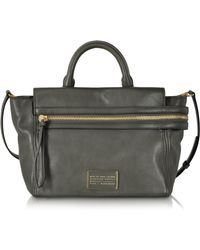 Marc By Marc Jacobs - Third Rail Dirty Martini Small Leather Tote Bag - Lyst