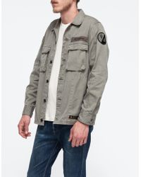 Need Supply Co. Bdu Solid Shirt - Lyst