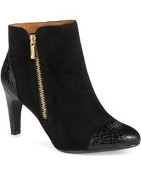 Söfft Pavan Ankle Boots - Lyst