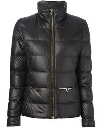 Versace Classic Padded Jacket - Lyst