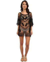 Seafolly Plantation Kaftan Cover-up - Lyst