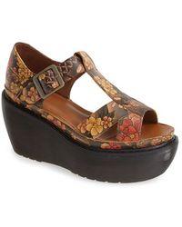 Dr. Martens 'Adaya' Platform Sandal - Lyst