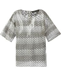 Damir Doma Shopora Top - Lyst