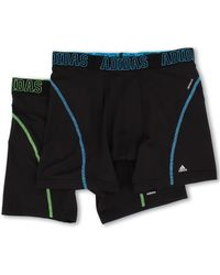 Adidas Sport Performance Climacool 2pack Boxer Brief - Lyst