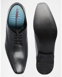 Base London Lace Up Shoes - Lyst