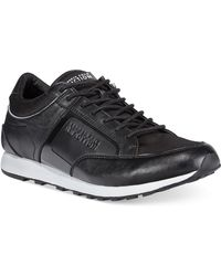 Kenneth Cole Reaction That'S A Rap Sneakers black - Lyst