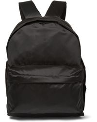 Acne Studios - Olov Satin Backpack - Lyst