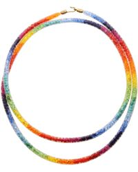 Peppercotton - Rainbow Necklace - Lyst