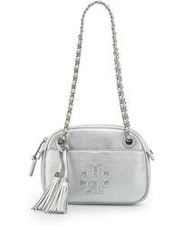 Tory Burch Thea Chain-strap Crossbody Bag - Lyst