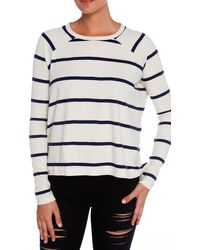 Rag & Bone Miller Striped Tee - Lyst