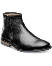 Florsheim Flagstone Zip Boots - Lyst