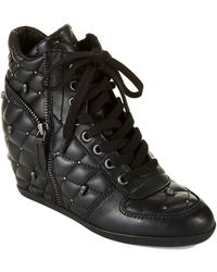 Ash Brooklyn Wedge Sneakers - Lyst