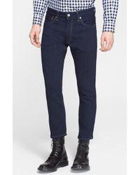 Junya Watanabe Levi'S Pants With Print Pockets blue - Lyst