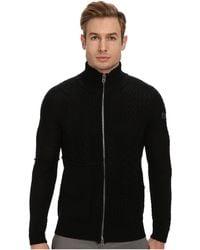 Diesel K-coprino Cardigan Sweater - Lyst