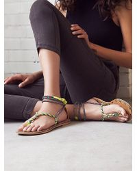 Kim & Zozi - Cosworth Wrap Sandal - Lyst