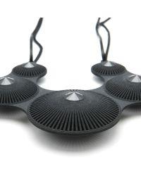 Vojd Studios - 'Quintuple' Necklace - Lyst