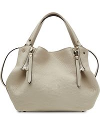 Burberry Maidstone Leather Tote - Lyst