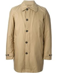Woolrich Classic Trench Coat - Lyst